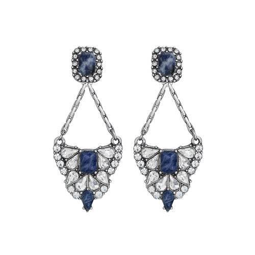 Chloe + Isabel Tangier Convertible Statement Earrings