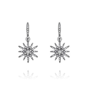 Chloe + Isabel Starburst Petite Drop Earrings