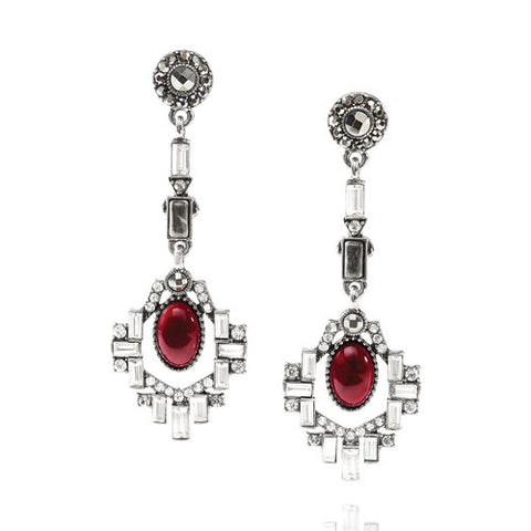 Chloe + Isabel Café Society Statement Drop Earrings