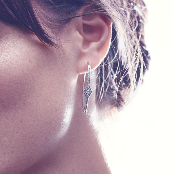 Chloe+Isabel Astra Open Hoop Earrings