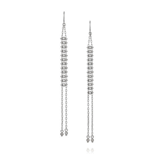 Chloe + Isabel Waterfall Linear Earrings