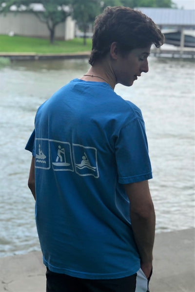 Comfort Colors HSB Texas - WATER SPORTS