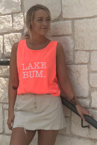 Comfort Colors LAKE BUM Tank