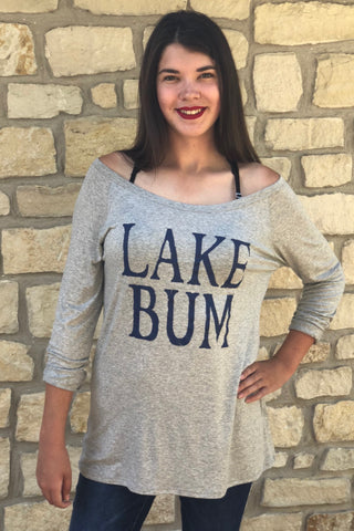 LAKE BUM Long Sleeve