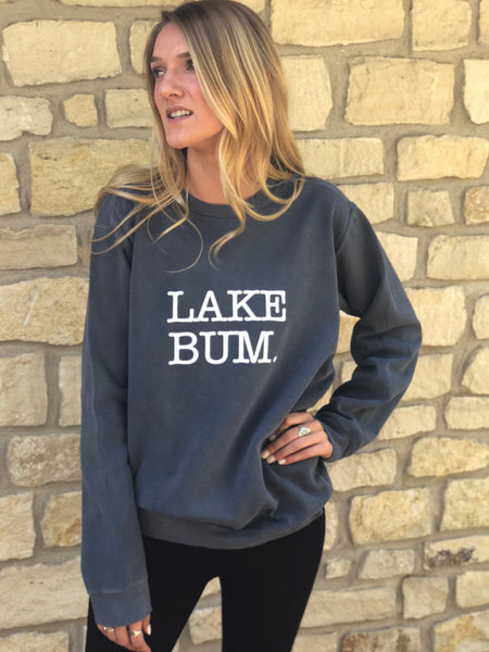 Comfort Colors LAKE BUM SWEATSHIRT