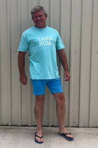 Comfort Colors LAKE BUM SHORT SLEEVE