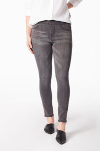 Marla Leggings Grey Denim
