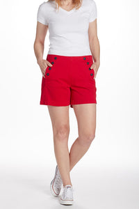 JAG JEANS SAILOR SHORT Red