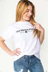 Comfort Colors THE MARKET PLACE Anniversary Tee