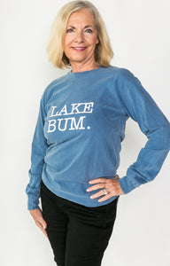 Comfort Colors LAKE BUM LONG SLEEVE