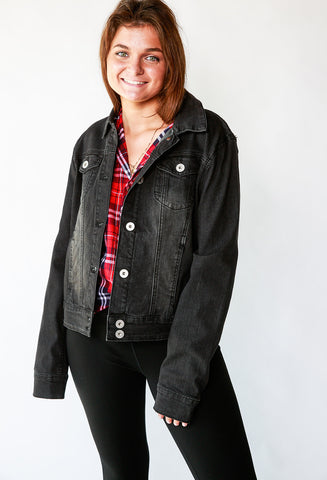 Classic Jeans Jacket