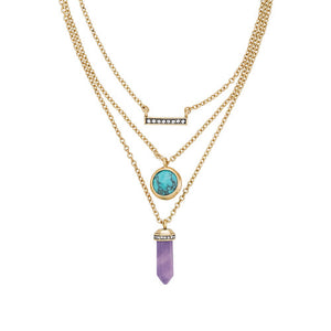Chloe + Isabel Medina Convertible Pendant Necklace