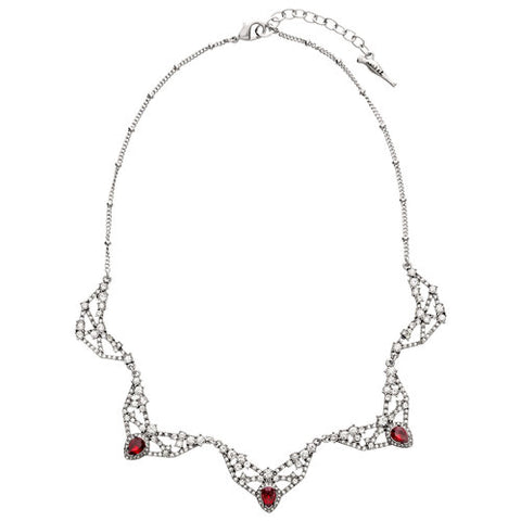 Chloe + Isabel Ethereal Chandelier Collar Necklace