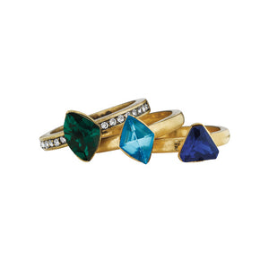 Chloe and Isabel Le Rococo Stackable Rings