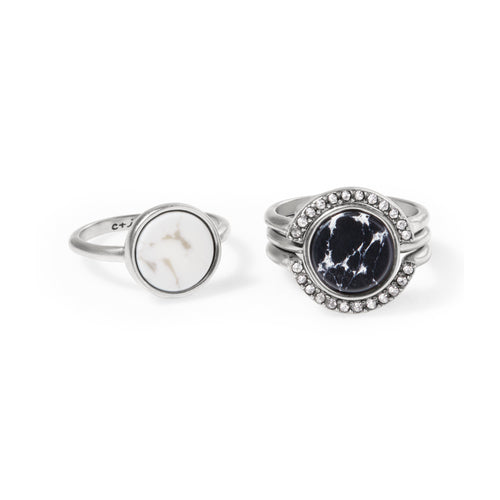 Chloe + Isabel Hero Nesting Ring Set