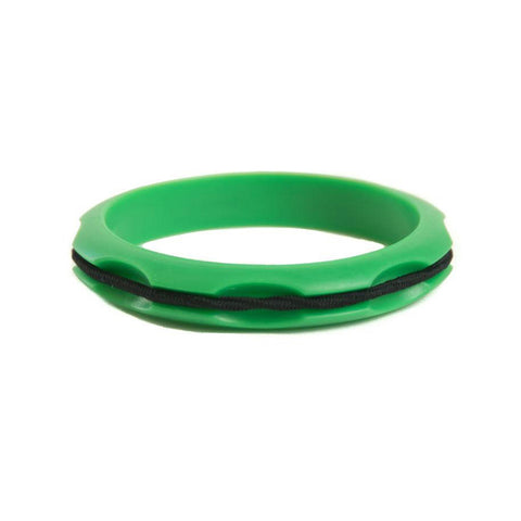 Sport Hair Tie Bangle Kelly Green