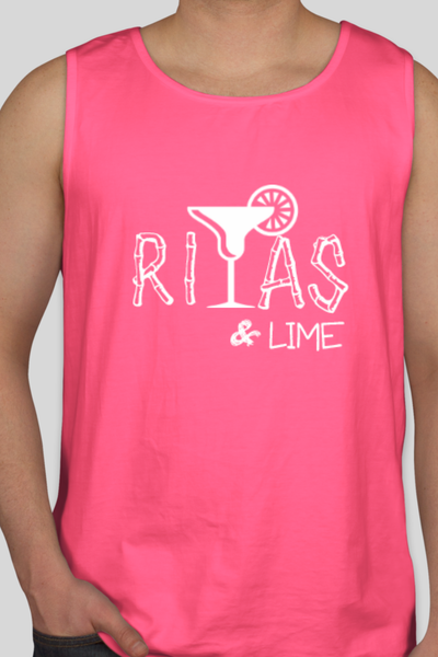 Comfort Colors RITA'S & LIME Tank