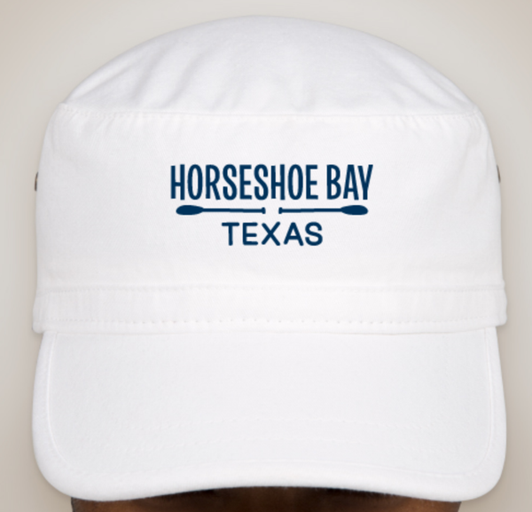 Comfort Colors HSB Hometown Military Hat