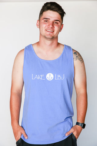 Comfort Colors LAKE LBJ Tank