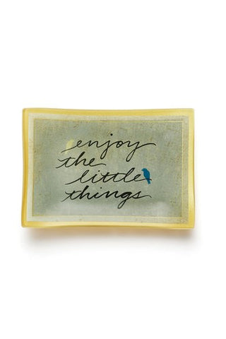 Chloe + Isabel Wise Words Tray -