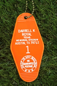 Hotel Key Tag - TEXAS