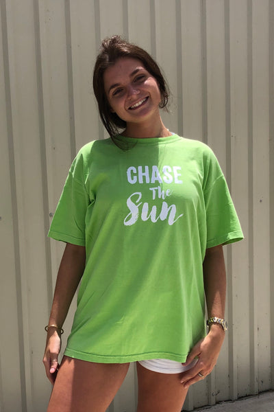 Comfort Colors CHASE THE SUN SHORT SLEEVE