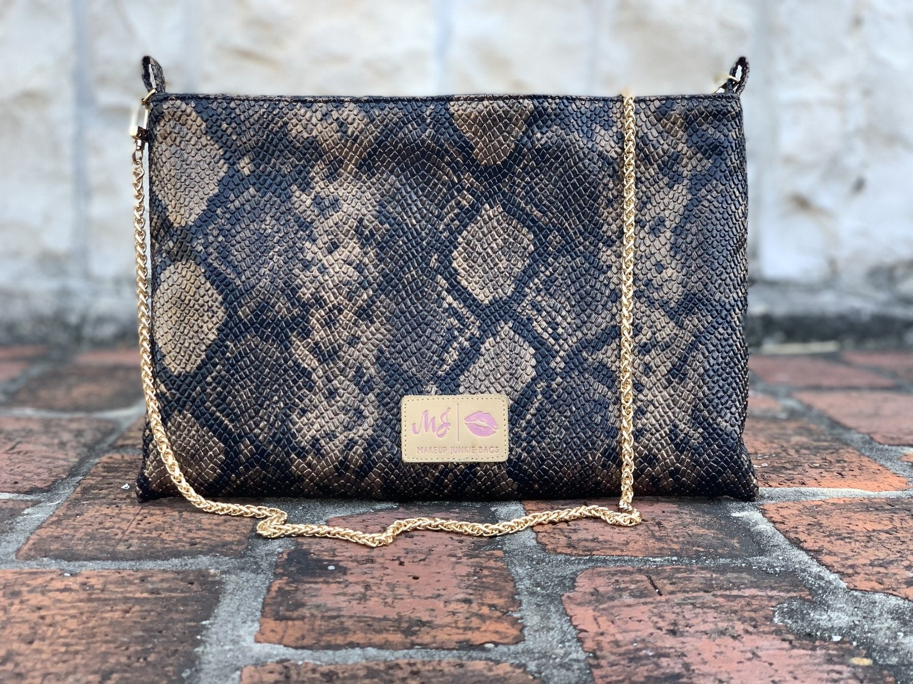 Serpentina Crossbody