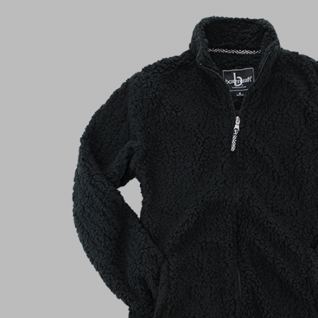FULL ZIP SHERPA JACKET