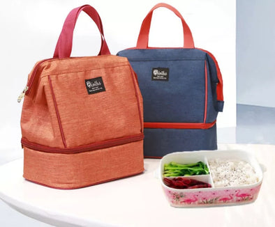 BOLSA LUNCH PICNIC TERMICA IMPERMEABLE