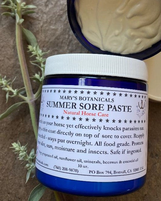 Summer Sore Paste 10 oz