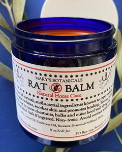 Rat Balm 8 oz Soft Jar ~ New!