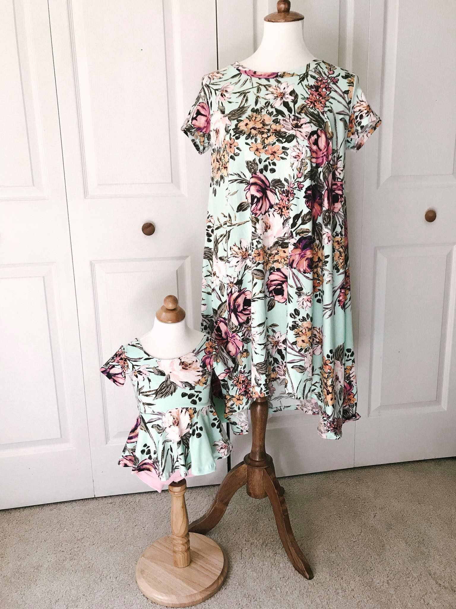 Adult Courtney T-shirt Dress