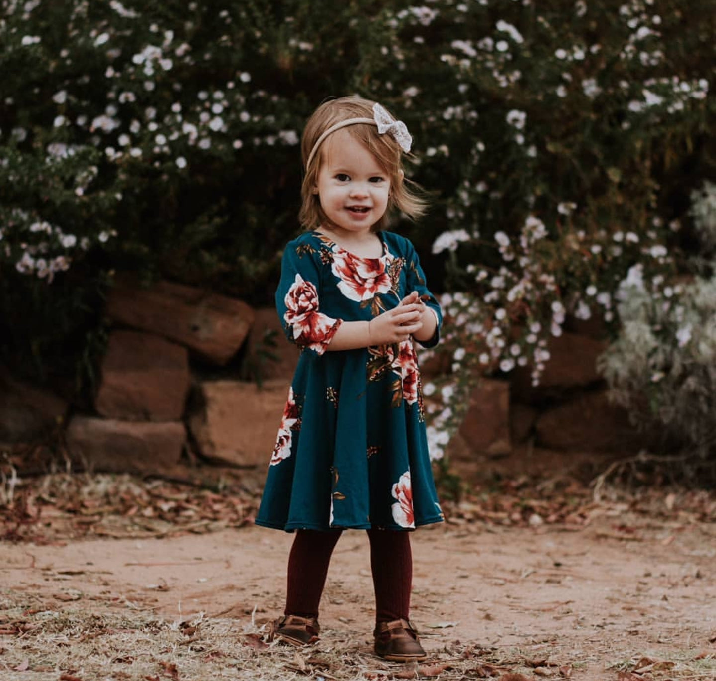 Valerie || Twirly Dress