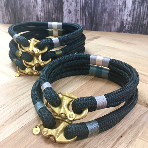 beautiful british made dog collars for small and large dogs