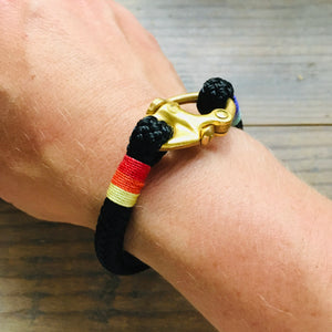 Signature Rope Bracelet - Rainbow