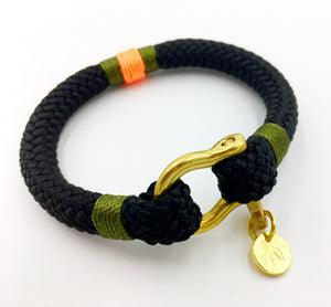 Men's Rope Bracelet - Tropical