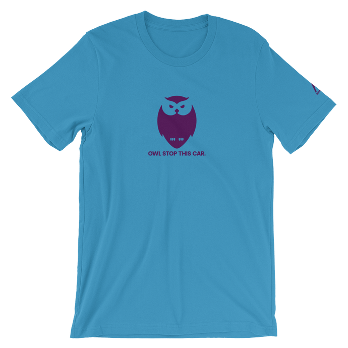 Owl Stop This Car T-Shirt