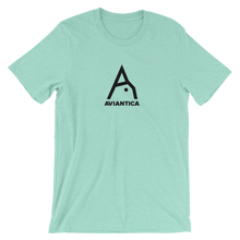 Aviantica Short Sleeve Heather T-Shirt