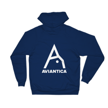Aviantica Pull-Over Hoodie Back Design