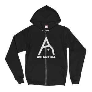 Aviantica Zip-Up Hoodie Front Design