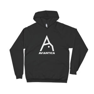 Aviantica Pull-Over Hoodie Front Design