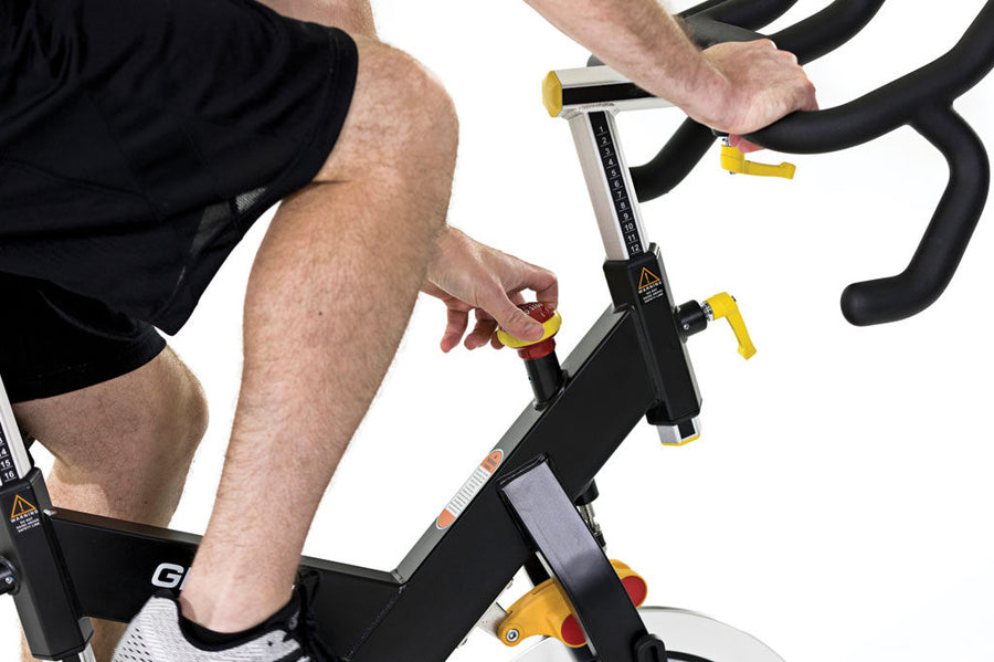Green Series 6000 Magnetic Indoor Cycle