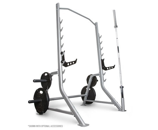 BodyCraft  F460 Half Squat Rack Cage for Free Weights