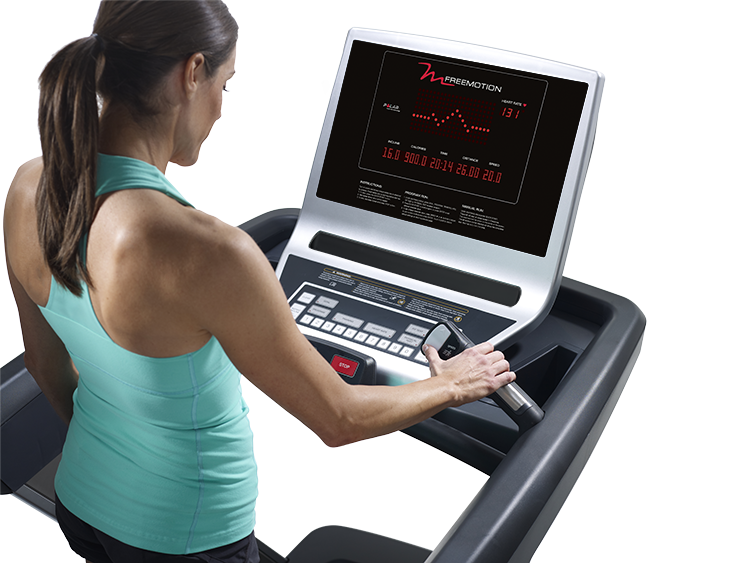 Free Motion t10.8 Commercial Treadmill