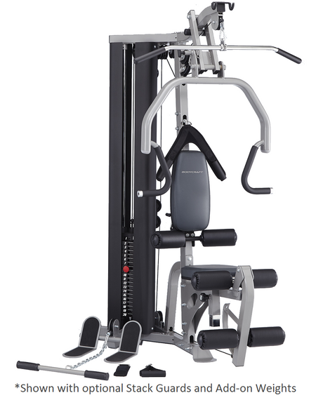 BodyCraft GL Home Gym