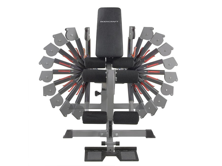 BodyCraft X4 Home/Light Commercial Gym