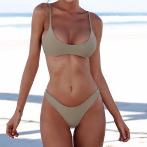 Two-piece Set Beach Swimming Wear - dealod