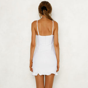 Mini Fringe Dress - dealod