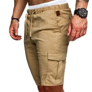 Work Shorts Elasticated - dealod