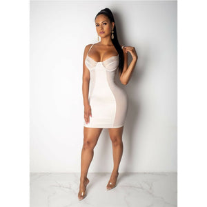Short Mini Dress - dealod